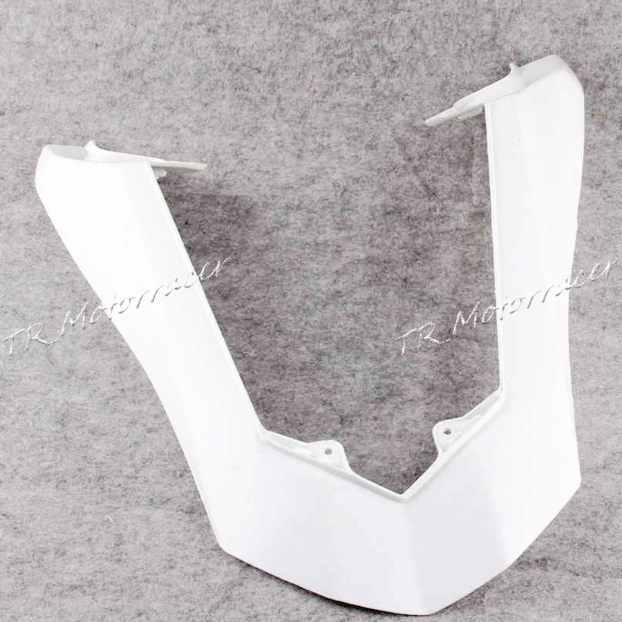 Rear Tail Fairing For Kawasaki Z1000 2010-2011 Unpainted White Motorcycle Accessories New ABS Plastic