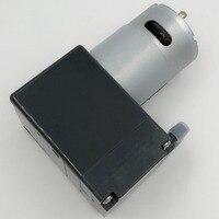 15L/M flow dc brush diaphragm micro pump vacuum 24v