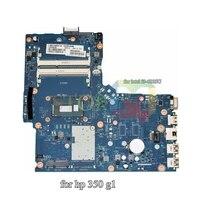 NOKOTION для HP 350 G1 материнская плата для ноутбука 758028 501 i3 4005u hm86 GMA HD4400 DDR3L