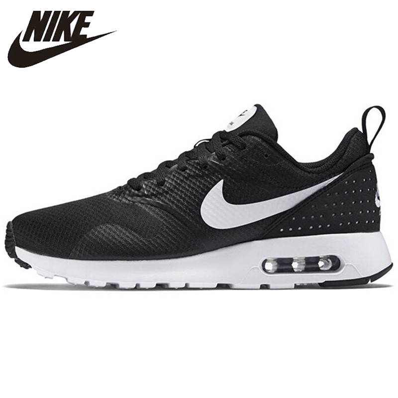 d96629e69bed Nike Original New Arrival Authentic AIR MAX TAVAS Men s Running Shoes  Sneakers 705149-009