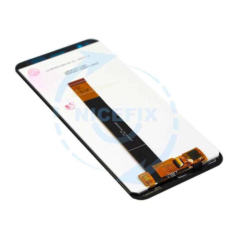 "5.5 ""Asus ZB555KL Lcd ディスプレイタッチスクリーンデジタイザアセンブリの修理部品 Asus Zenfone 5 最大 M1 ZB555KL 液晶"