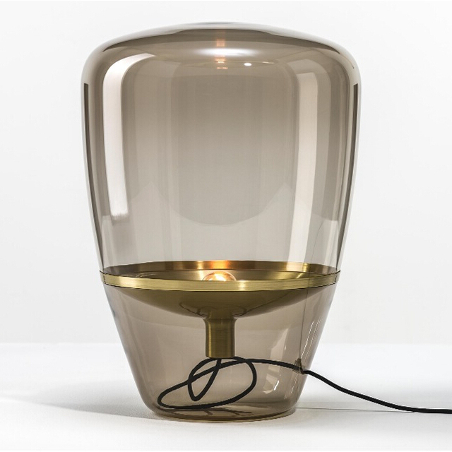 Balloon Glass Table Lamp