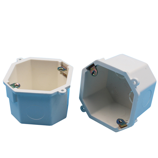 Concealed Installation Lamp Holder Bottom Socket Box 86