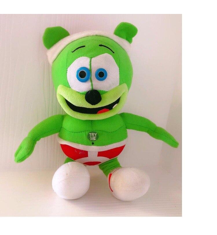 e72ad1c30 Kids Toys 30cm Gummy Bear Pet Funny Lovely Toys Plush Toy Best Gift For  Kids(