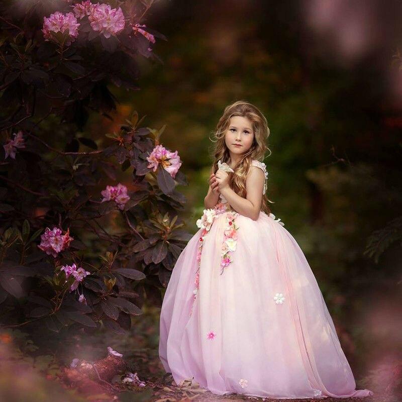 Fairytale Flower Girl Dresses