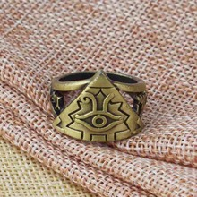 Immigrants From Zelda Game Year of King Game Piece of Triangles Rings Hot Anime Game King Logo The Eye of Horus Rings Holder hitman game of the year edition [pc цифровая версия] цифровая версия