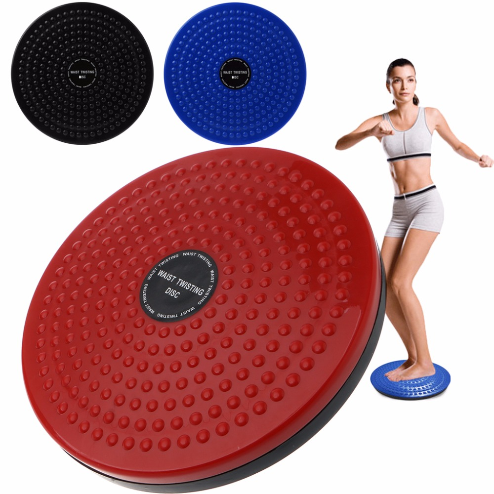 Waist Wriggling Plate Twister Plate Twist Board Twisting Disc Slimming Leg Fitness Equipment Small Waist Abdomen Exercise