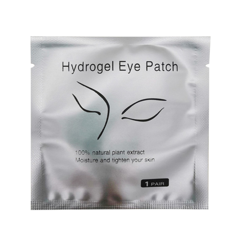 50 Pairs/lot Hydrogel Eye Patch Moisture And Tighten Skin Eye Mask Dark Circle and Wrinkle Removal Eye Care 3