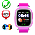 Zw32 inteligente watch phone crianças kid relógio de pulso gsm gprs wifi gps localizador rastreador anti-perdida smartwatch criança para ios android sony