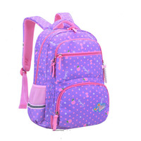 waterproof Kids School Bags Children Backpacks for Girls Backpacks princess Schoolbags Mochila Bookbags Kids Baby Bags Satchel