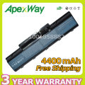 Apexway 4400mAh 11.1v AS07A41 AS07A31 Battery for Acer Aspire 5740g 5738 5738z 5738g 5738zg 5735z 5737z 5740dg 5740g 7715z 5740