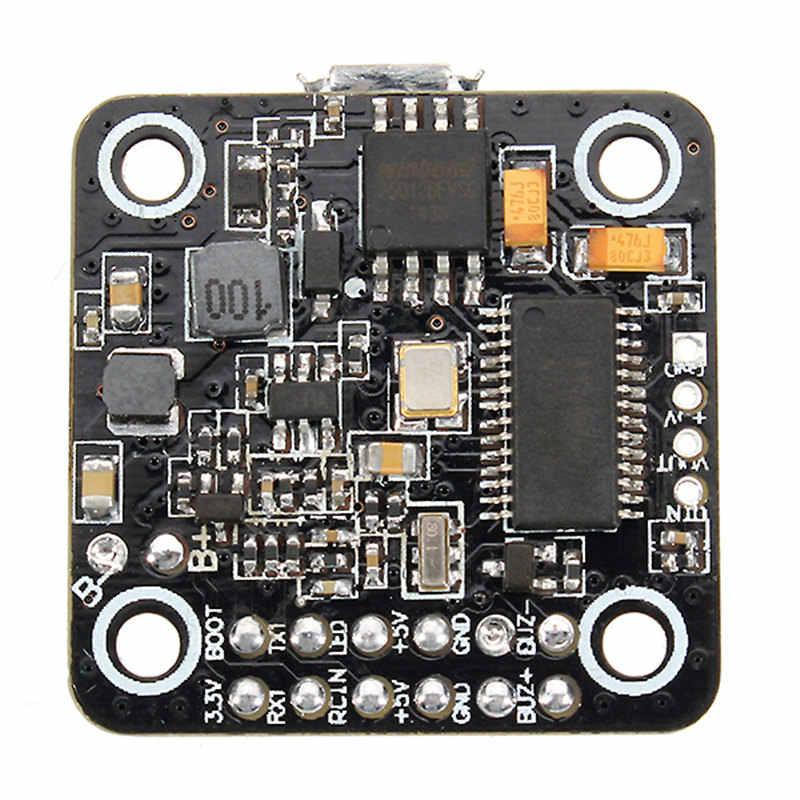 20*20mm Micro Betaflight general STM32F4 F4 sin escobillas BEC OSD controlador de vuelo para juguetes de RC Multirotor Quadcopter Mini