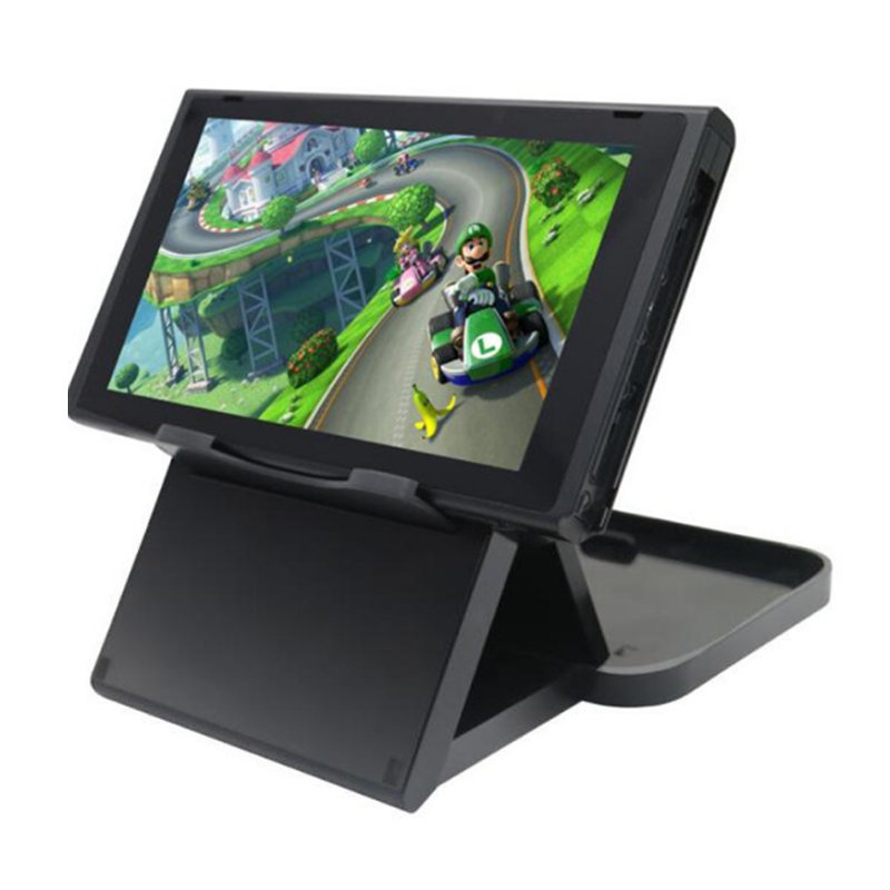 Playstand Desktop Stand For Nintendo Switch NS Game Console Holder Adjustable Angle Foldable Base Bracket for iPhone (1)