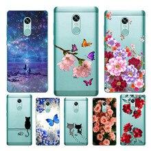 hot deal buy tpu for xiaomi redmi 4x case cover soft silicone redmi 4x case phone back fundas xiaomi redmi note 4x case redmi note 4 coque