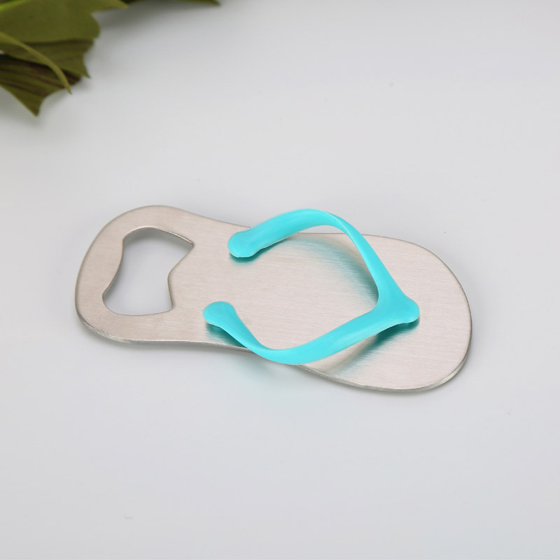 348cb3b4907dab Personalized Wedding Favor Custom Engraved Flip Flop Sandal Bottle Opener  Bridal Shower Party Favor Beach Wedding Souvenir Gift-in Party Favors from  Home ...