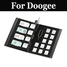 21 в 1 алюминиевая коробка сумка кошелек большой емкости для Doogee Mix 2X20 Shoot 2X10 BL7000 X30 BL5000 X50 X60L BL5500 Lite X55