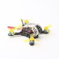 LDARC Flyegg 100 V2 5,8G Микро Мини Бесщеточный FPV RC гоночный Drone Quadcopter с FM800 приемник видеокамера с передатчиком OSD версия PNP игрушка