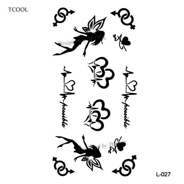 Letter Tattoo Designs For Men