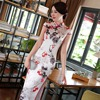 New Arrival Women S Long Cheongsam Hot Sale Traditional China Lady Silk Qipao Elegant Slim Dress