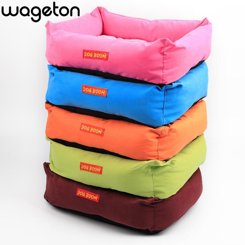 Forró értékesítés! DOG BOOM Gyümölcs színű kisállat macska és kutya ágy promóció 5 szín Kennel SIZE M, L