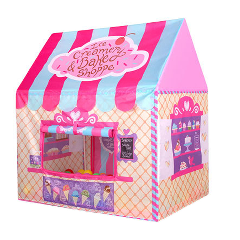 Kids toy tents Foldable Portable Tent Boy Girl Princess ...