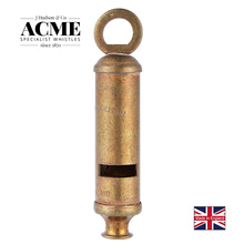 ACME Metropolitan century classic police whistle laser engraving limited edition outdoor survival