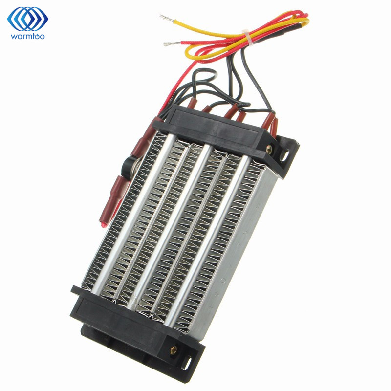 Electric Ceramic Thermostatic Insulated PTC Heating Element 750W Thermostat Heater Heat Conduction Warm Air Blower AC 110V warm air blower heating elements fan heater electric heat pipe warming air machine tubular element unit heater parts