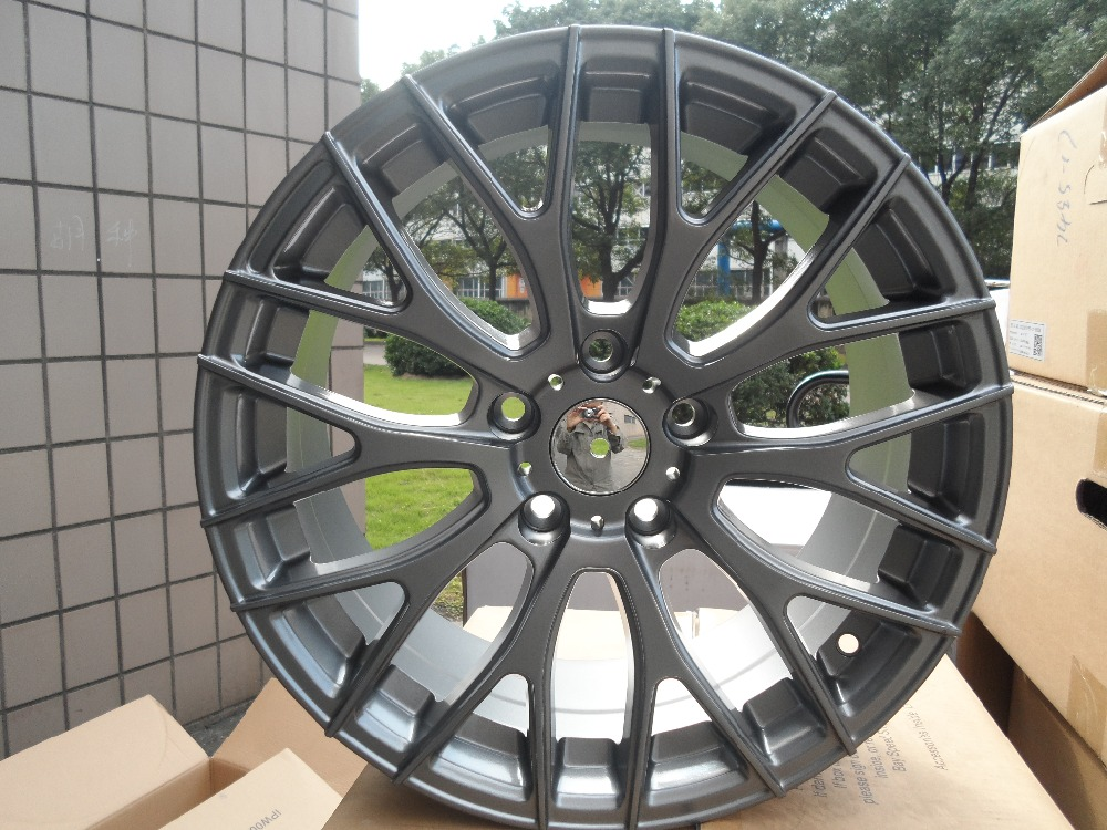 16x7 et35 5x114 3 OEM alloy wheel rims W008