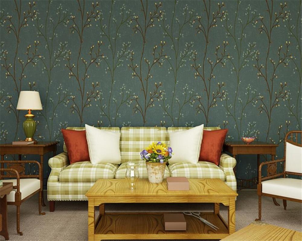 Grijs Behang Woonkamer : Behang woonkamer groen
