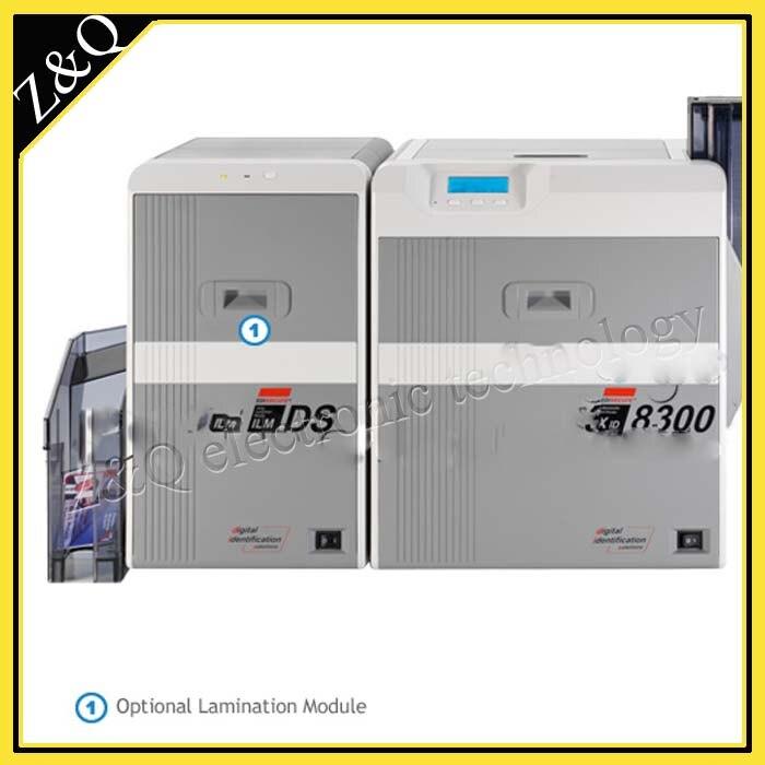EDI  ILM Lamintator Dual  Side Work On XID8300 And XID8600 Printer