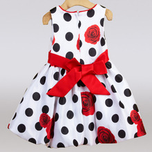 Baby Girls Summer Dress  for Birthday Party