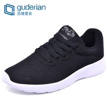 Buy GUDERIAN New Big Size Men Shoes Fashion Casual Shoes For Men Lace-Up Breathable Sneakers Men Shoes Trainers Chaussure Ete Homme directly from merchant!