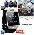2016 Новый Smart Watch dz09 С Камерой Bluetooth Наручные Часы Sim-карты VS U8 Smartwatch Для Ios Android Телефоны A1 GT08 W90 Q18 A9