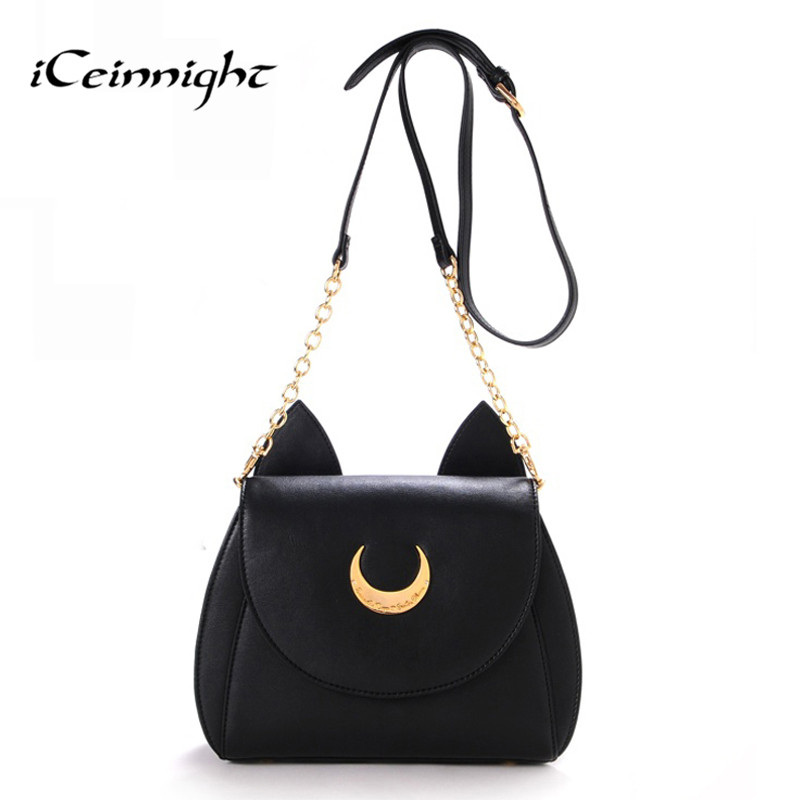 iCeinnight New women messenger bags cross body vintage luxury brand Summer pu le
