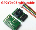 GP2Y0E03 (Com Cabo) SENSOR DIST-MEAS 4-50 CM I2C/ANLG opcal sensor variando 10-50 cm