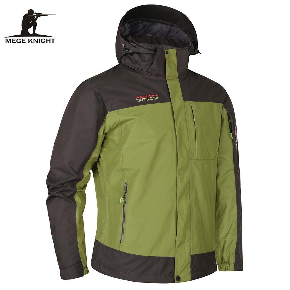 Mege Brand Clothing Autumn Winter Two-pcs Men