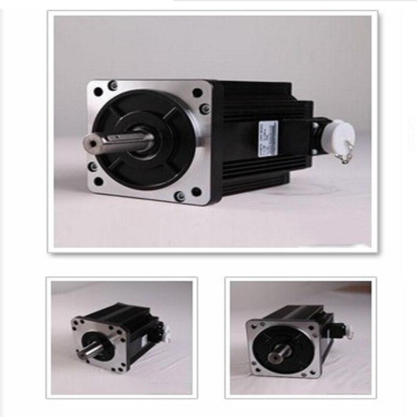 1 PC 220V 1000w 10Nm 1000rpm 4.5A Servo Motor 130ST-M10010 Servo Motor