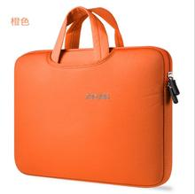 Pure Color 11 12 13 15 inch sleeve Laptop bag Notebook Case Computer Cover Handle Pouch for Macbook Air Pro Retina