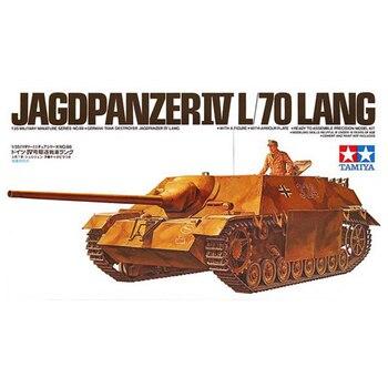 RealTS TAMIYA MODEL 1/35 SCALE military models #35088 Jagdpanzer IV L/70 Lang