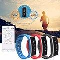 Bluetooth 4.0 Monitor de control de Actividad Sleep Smart Wrist Band Dormir Deportes Gimnasio Actividad Rastreador Podómetro Reloj Pulsera