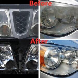 Image 2 - POLIWELL 3 インチ DIY 車のヘッドライト研磨修復キット自動車ライト研磨ヘッドランプに設定された電気ドリル