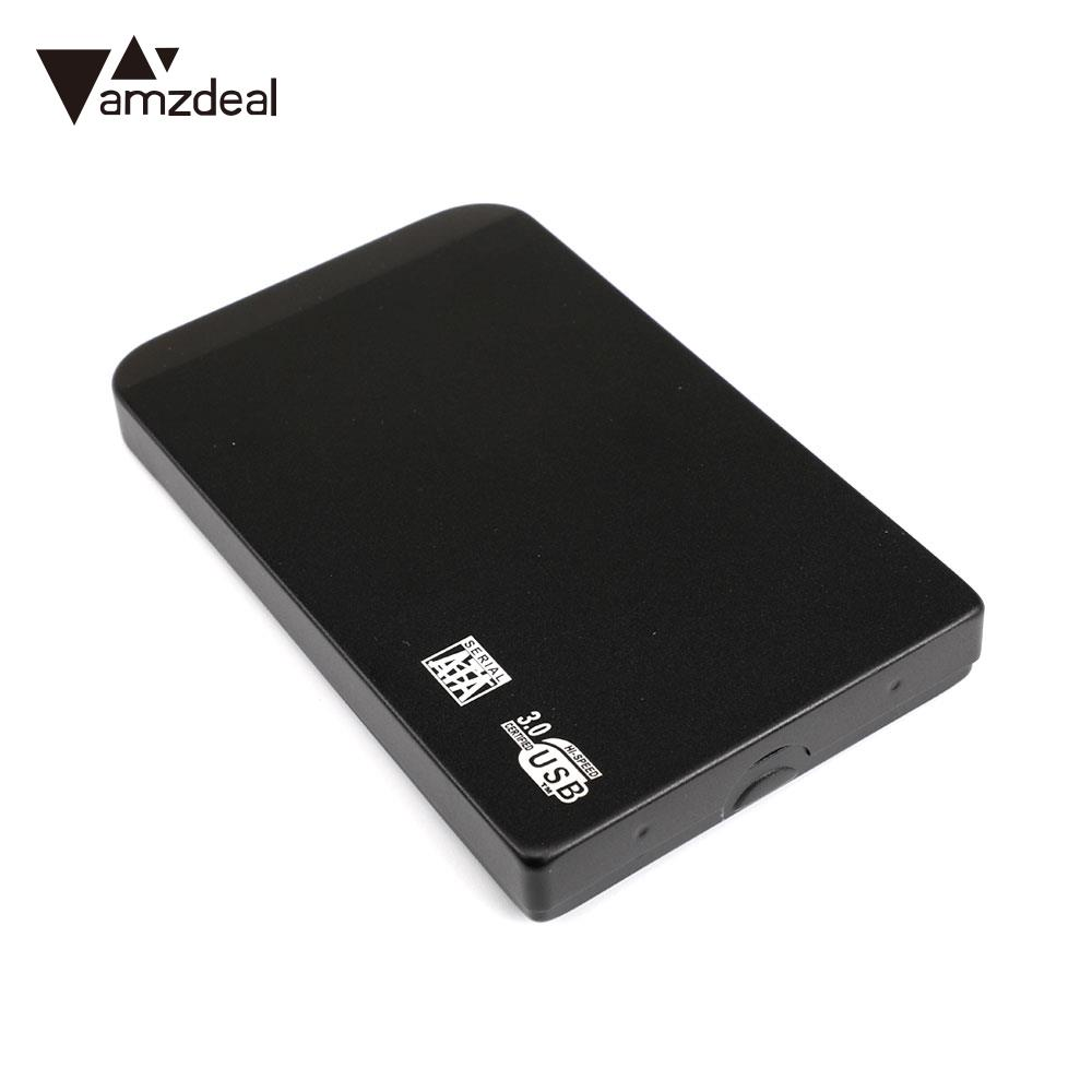 Solid State Disk Mobile HDD External Hard Drives 60G/120G/240 Accessories Portable SuperSpeed Durable Aluminum