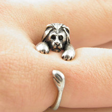 Hot Sale 10pcs Punk Lion Ring Animal Ring Fashion Jewelry Comfortable Lucky Animal Ring For Men Women Gift