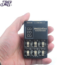 6 в 1 3,7 В 3,8 В 1 с Lipo LiHv зарядное устройство плата для крошечных 6 7 QX65 Mobula7 Mobula6 Мини RC Квадрокоптер FPV гоночный Дрон Bwhoop