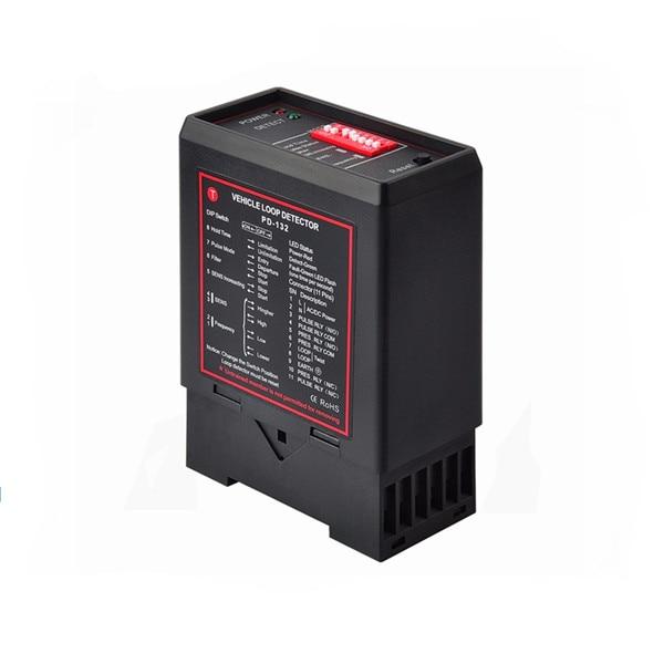 Parking Barrier Control// Motorised Gates Doors Inductive Loop Detector PD132 /Vehicle Sensors 110V 120V//220V/230V/24V /12v
