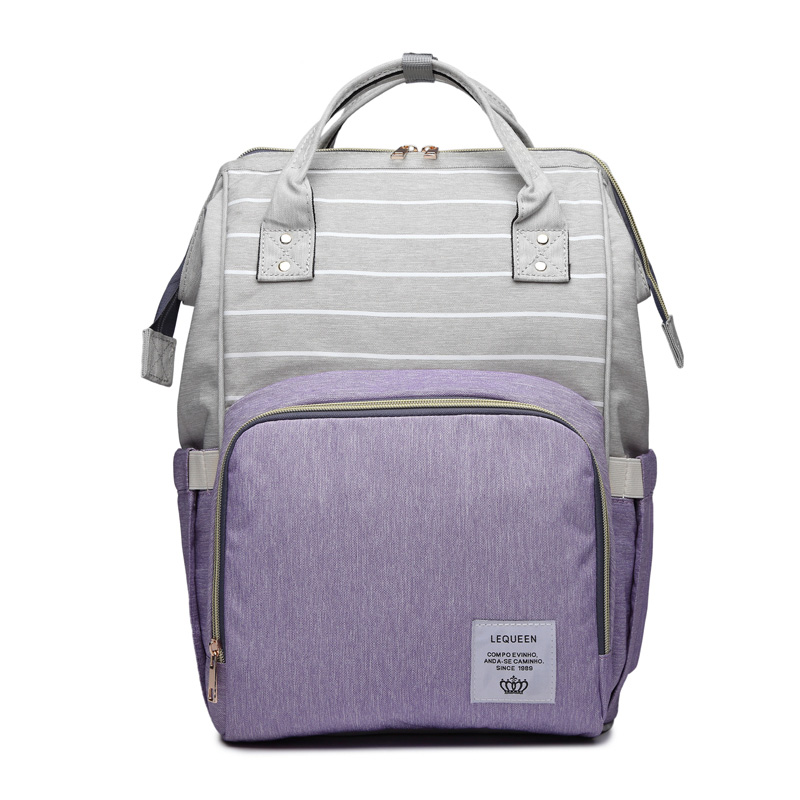 Purple only bag
