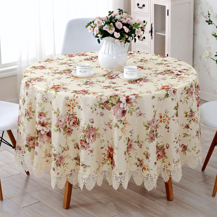 European style lace tablecloth lace tablecloth hollow garden table cloth lace fabric table cloth cover towels. ...