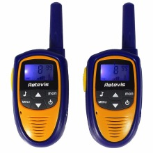 2pcs Kids Walkie Talkie Radio Retevis RT31 8CH 0.5W UHF 446MHz EU Frequency Portable 2 Way Radio Comunicador A9112