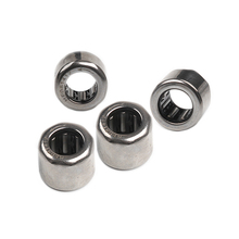 цена на 8*14*12mm Bearing HF081412 Outer ring octagon One-way needle roller bearing