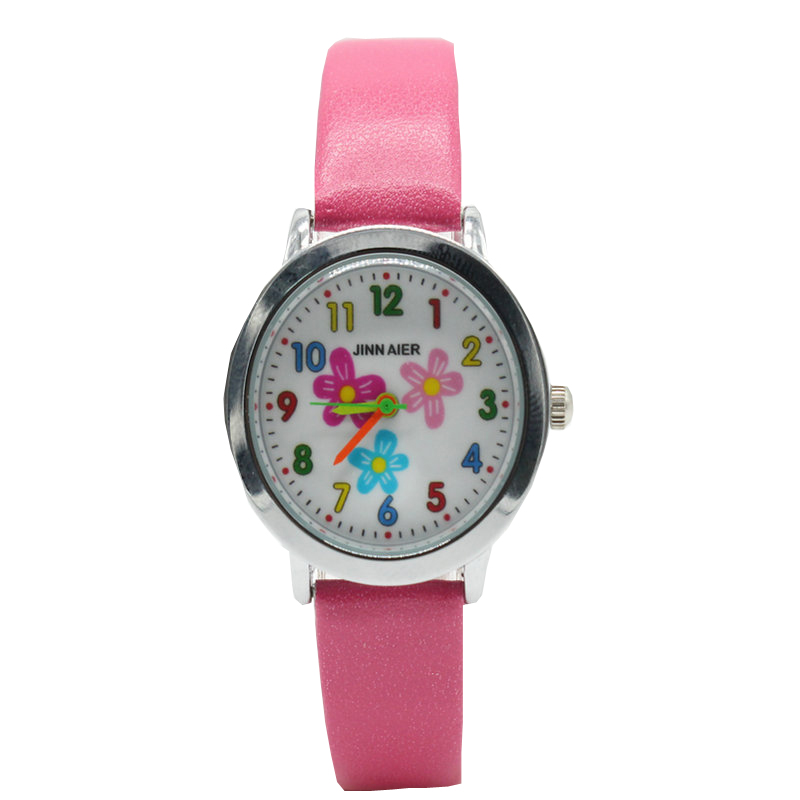 все цены на Children Watch Fashion Casual Shock Resistant Kids Watches Flower Girls Wristwatch Montre Enfant Clock Hours Girls Horloge в интернете